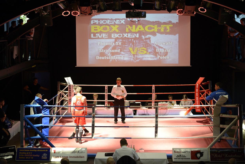 Phoenix Boxnacht 2016