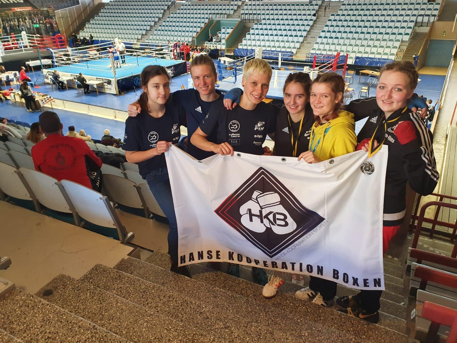 HKB - Team in Schweden