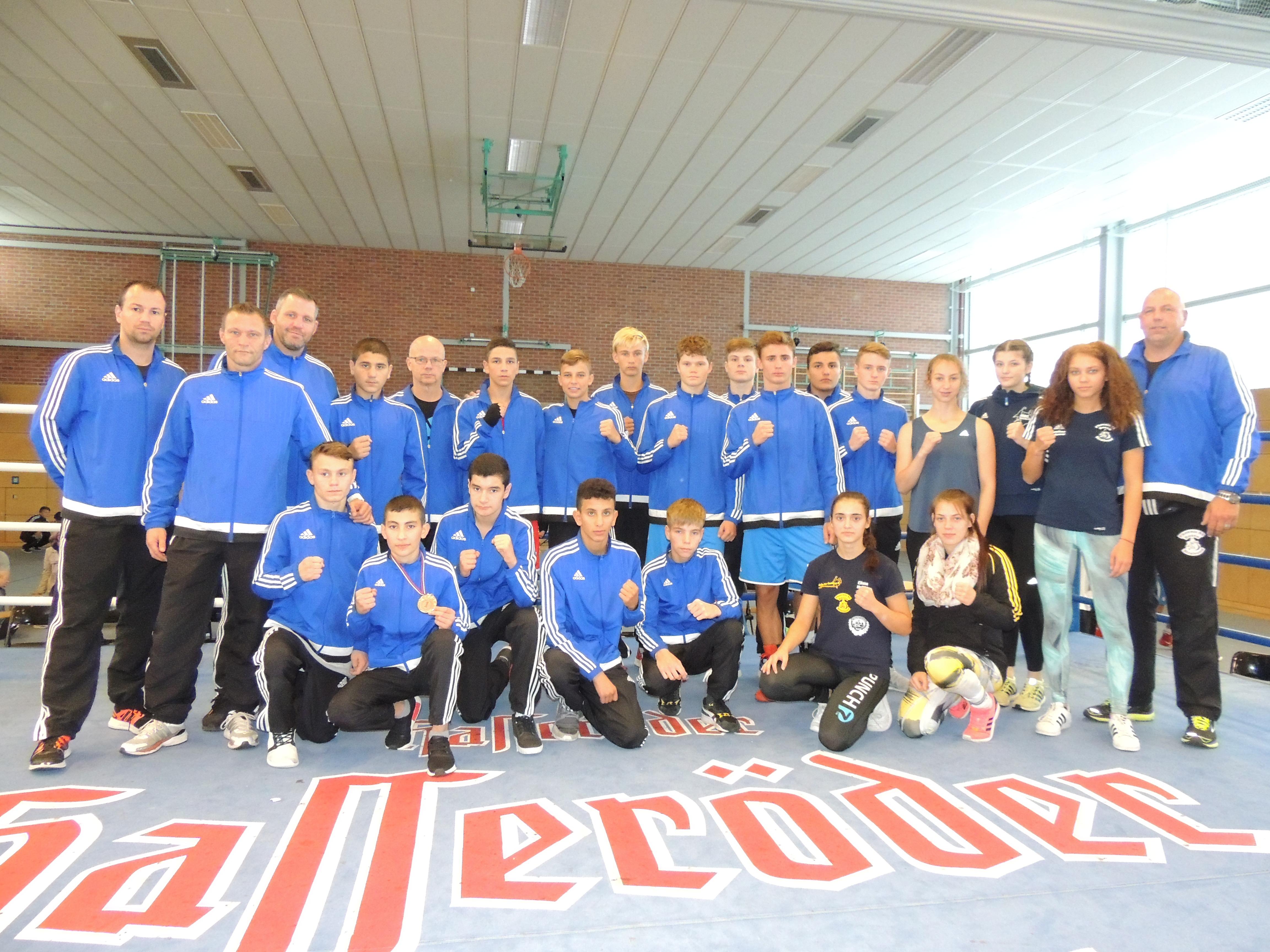 Boxteam Mecklenburg-Vorpommern