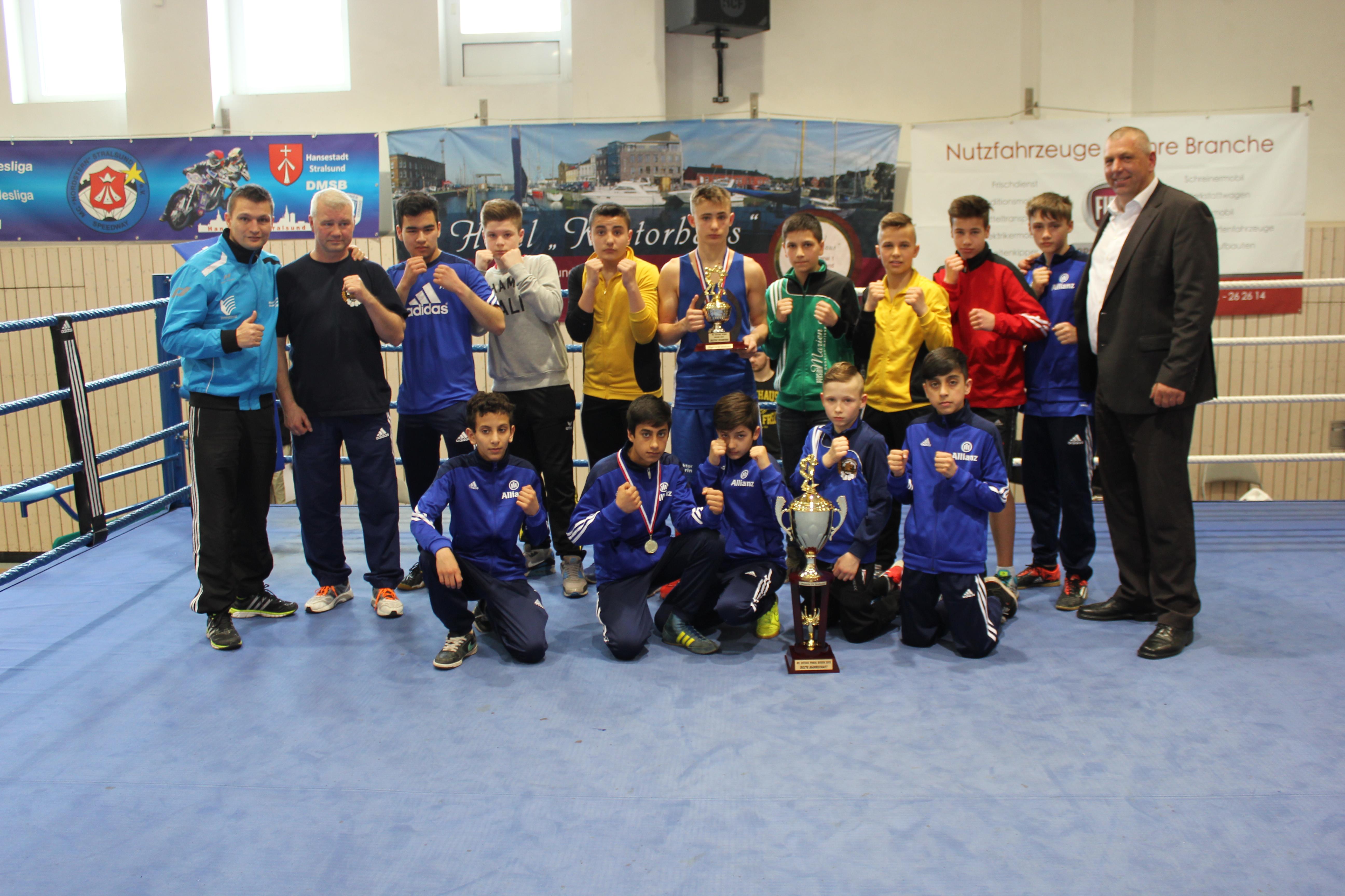 Ostsee Pokal Boxen 2015