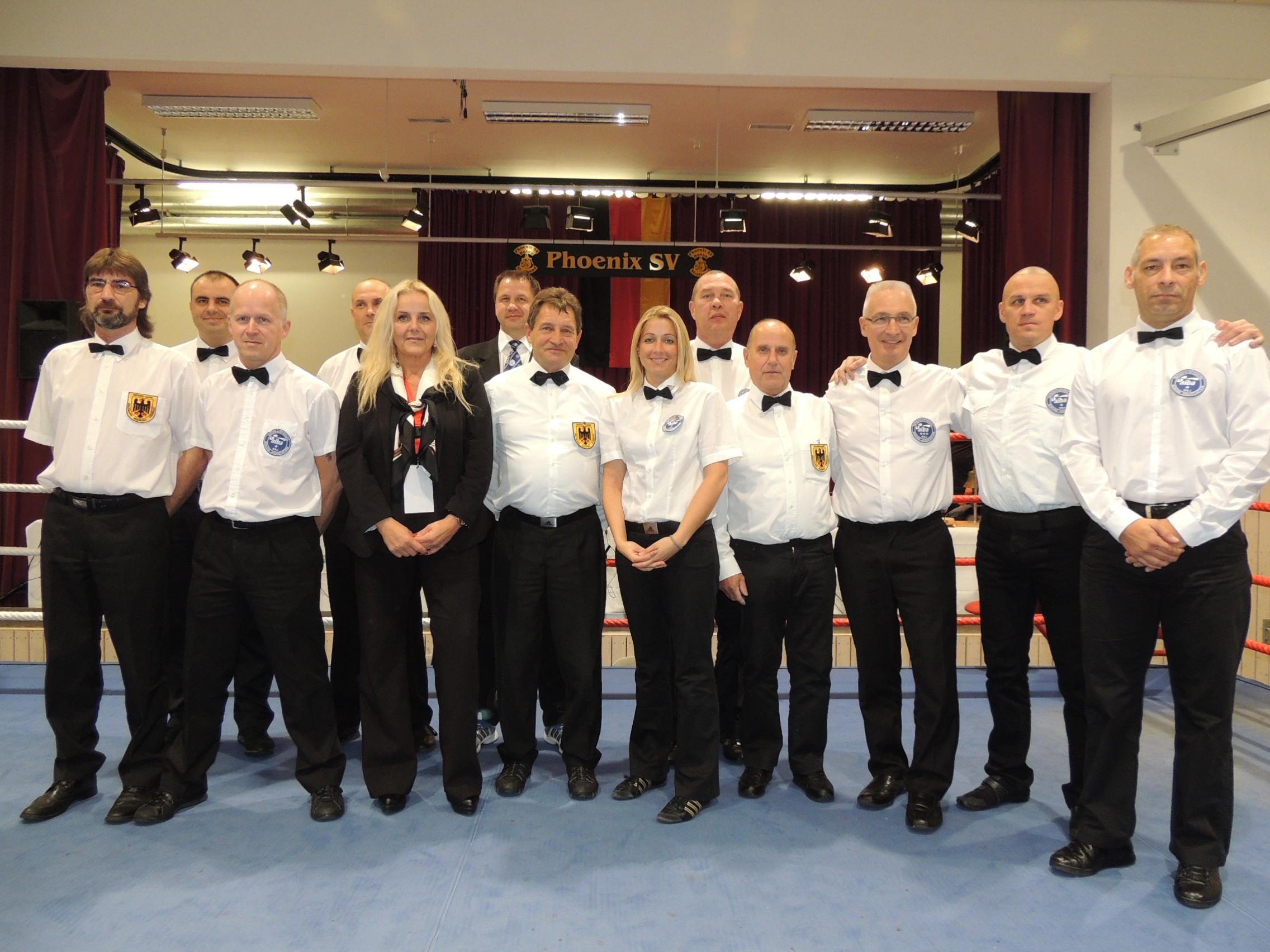 Queens Cup Boxen Elite 2015