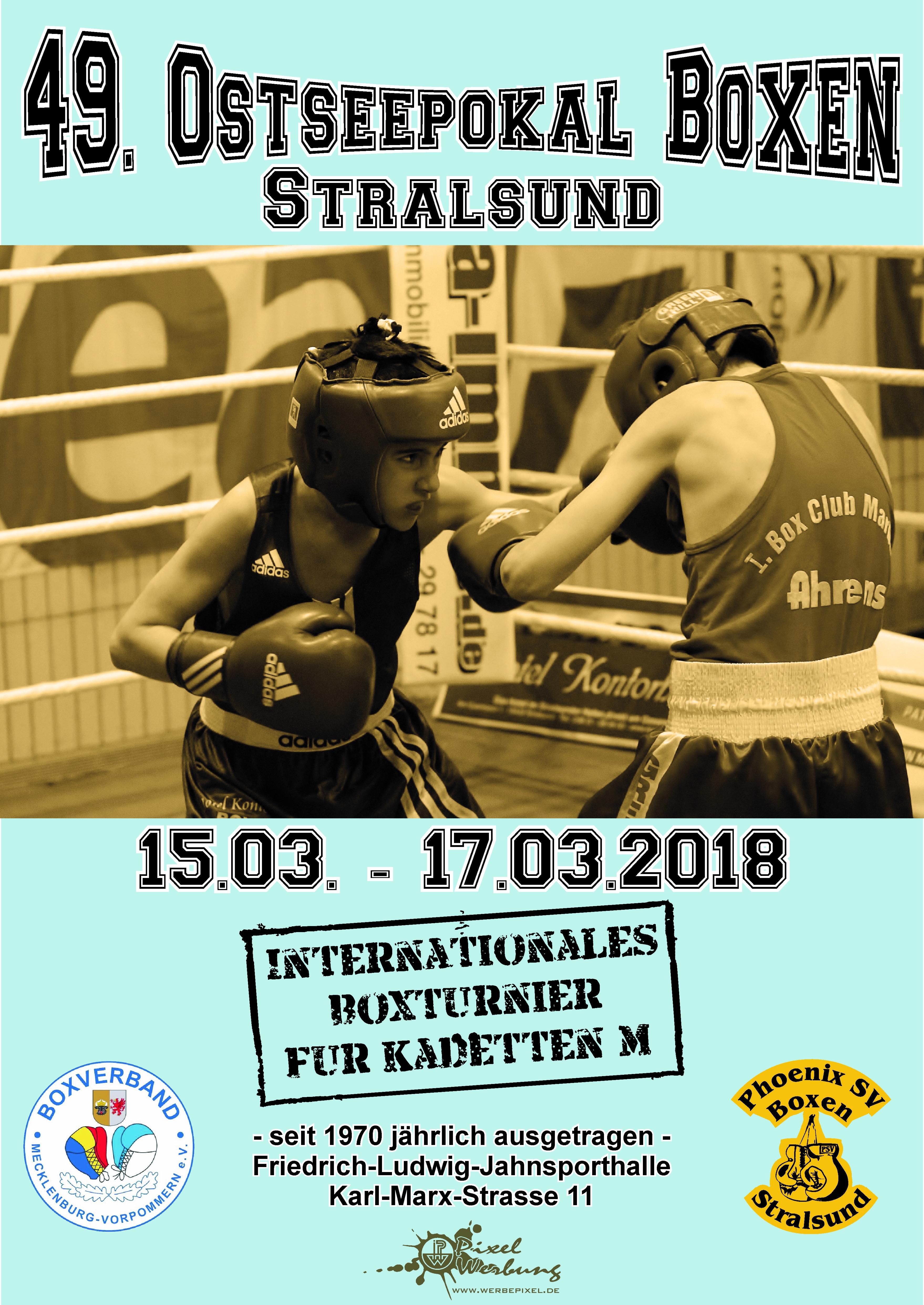 Ostsee Pokal Boxen 2018