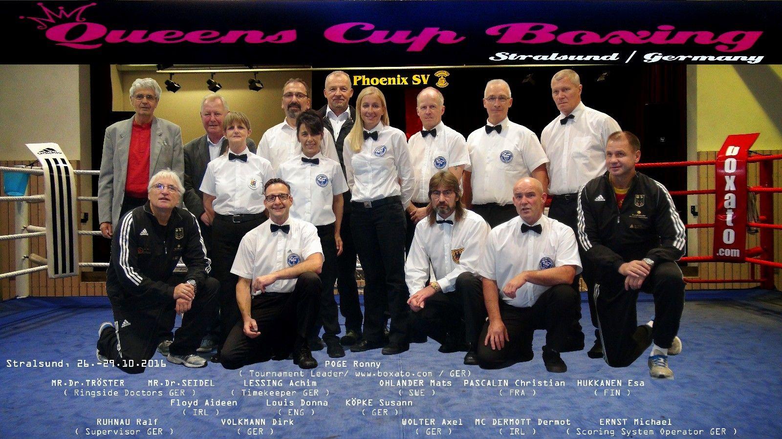 Queens Cup Boxen 2016