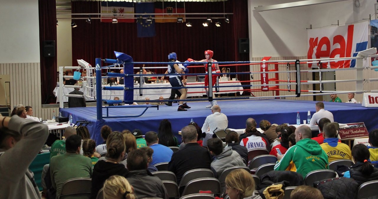 QUEENSCUP BOXING 2014
