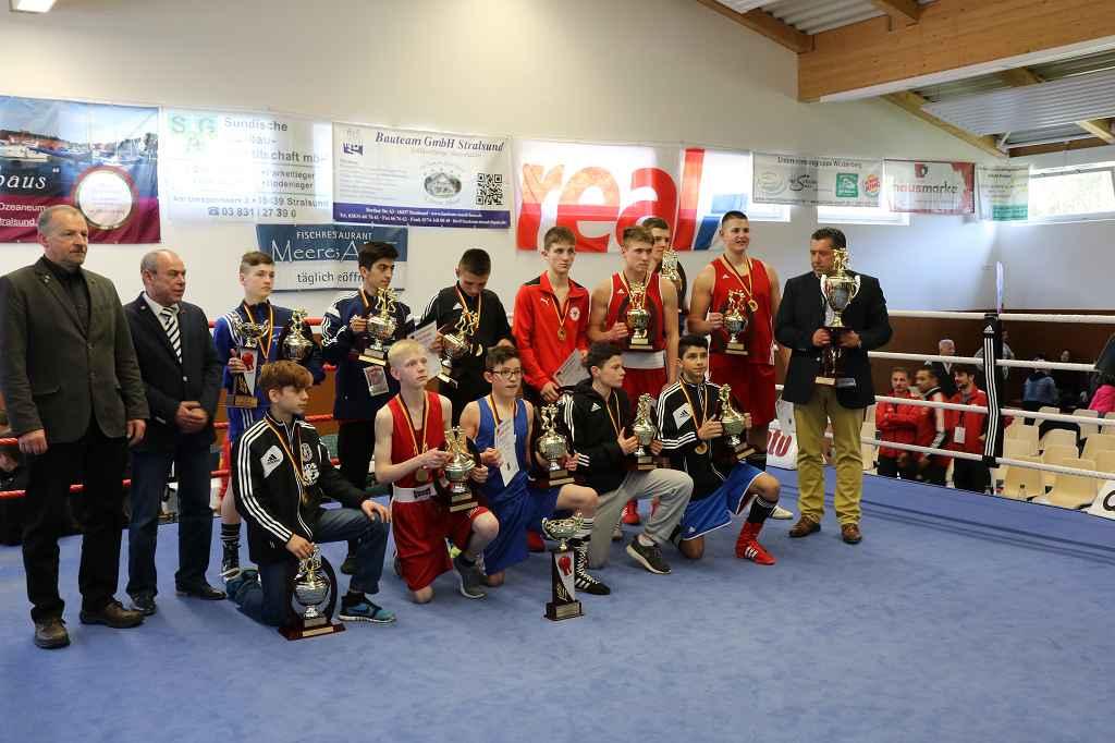 Deutsche Juniorenmeisterschaften Boxen 2015