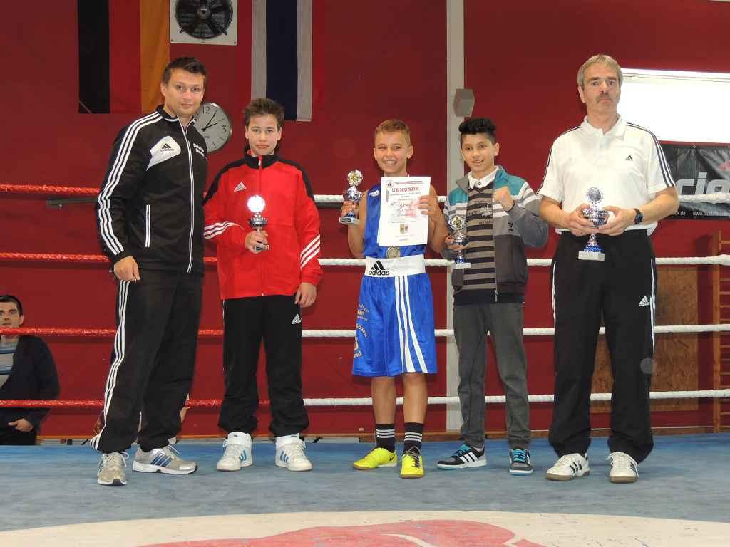 Landesmeisterschaften Schüler und Kadetten