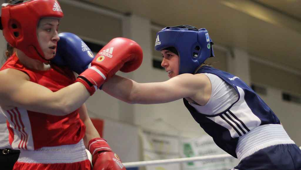 QUEENS CUP BOXING YOUTH / JUNIORS 2015