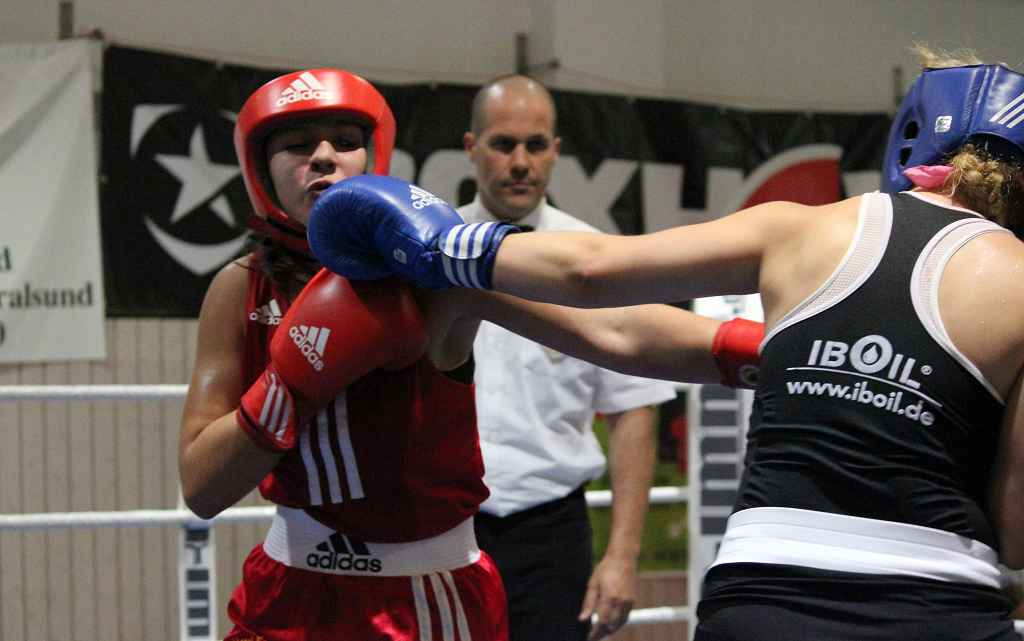 Queens Cup Boxing 2012