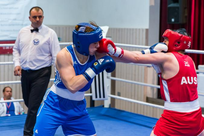 Queens Cup Boxen Elite 2015