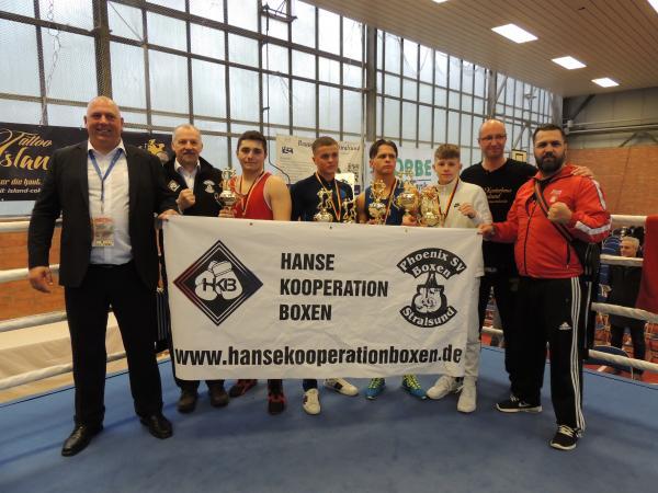 Die erfolgreichen HKB - Boxer