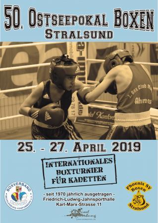 50. Ostseepokal Boxen 2019