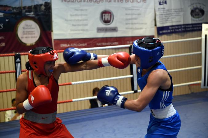 QUEENS CUP BOXING 2018